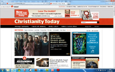 Christianity Today - study and resource site