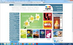 CPO Publicity and Resource
